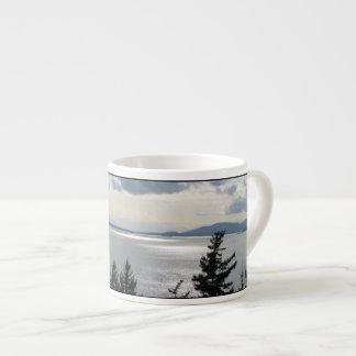 View From Chuckanut Drive Espresso Mug