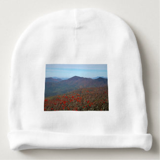 View from Craggy Dome Mountain Baby Beanie