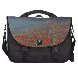View from Craggy Dome Mountain Bags For Laptop