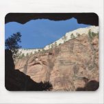 View from Devil's Staircase at Zion National Park Mouse Pad