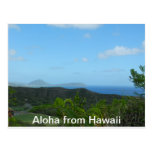 View from Diamond Head Post Cards