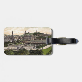 View from Edinburgh Castle Luggage Tag