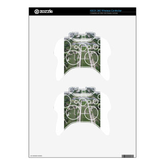 View from Eiffel Tower, Paris, France Xbox 360 Controller Skin
