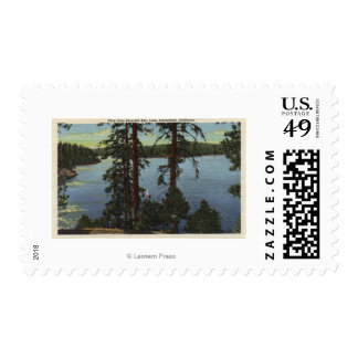 View From Emerald Bay Stamps
