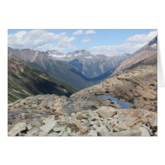 View from Farnham Glacier Card