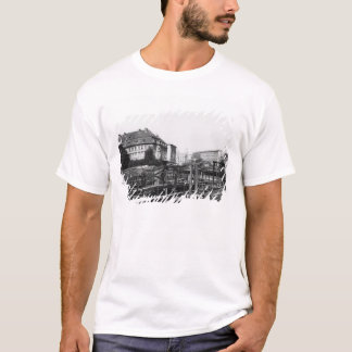 View from 'Fischerinsel', Berlin, c.1910 T-Shirt