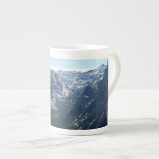 View from Glacier Point in Yosemite National Park Tea Cup