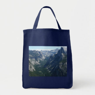 View from Glacier Point in Yosemite National Park Tote Bag