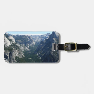 View from Glacier Point Yosemite National Park Bag Tags