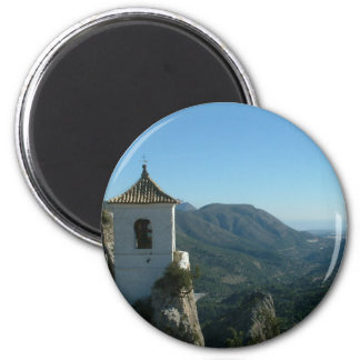 View from Guadalest Fridge Magnet