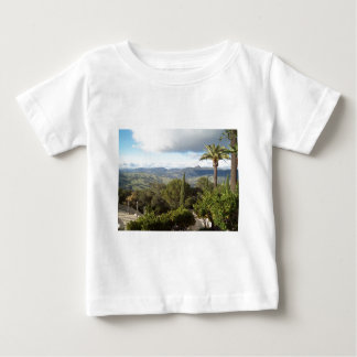 View from Hearst Castle Baby T-Shirt
