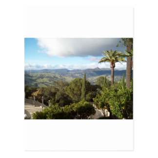 View from Hearst Castle Post Cards