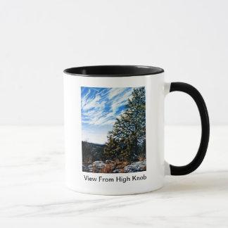 View From High Knob Mug