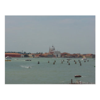 View from Inside Doges Palace, Venice 2 Postcard