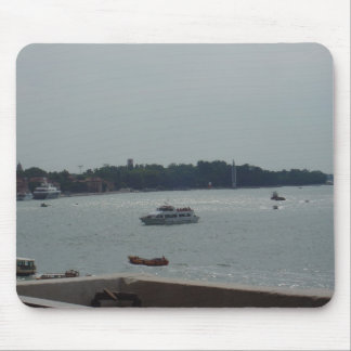 View from Inside Doges Palace, Venice 4 Mouse Pad