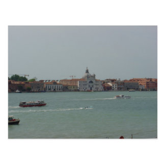 View from Inside Doges Palace, Venice Postcard