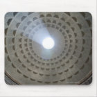 View from inside the Pantheon up to the cupola Mouse Pad