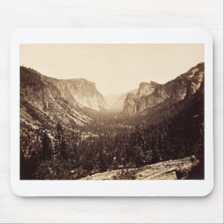 View from Inspiration Point, 1879 Mouse Pad