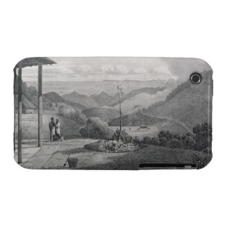 View from Kotagherry Looking Down the Plains of Co iPhone 3 Case-Mate Case