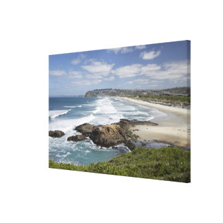 View from Lawyers Head along St Kilda and St Canvas Print