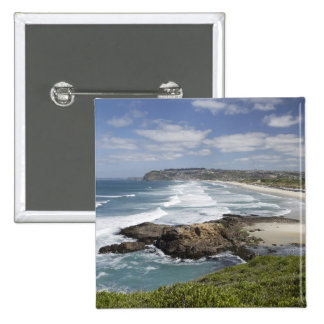 View from Lawyers Head along St Kilda and St Pinback Button