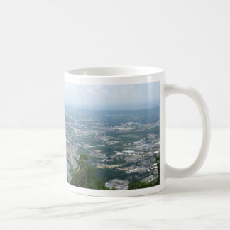 View from Lookout Mountain 2 Coffee Mug