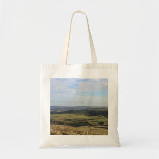 View from Mam Tor.(Peak District) Tote Bag