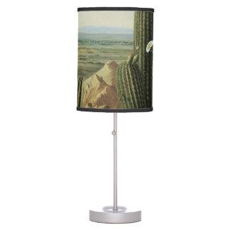 View from Maricopa Mountain Near Rio Gila by Pratt Desk Lamp