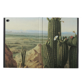 View from Maricopa Mountain Near Rio Gila by Pratt Powis iPad Air 2 Case