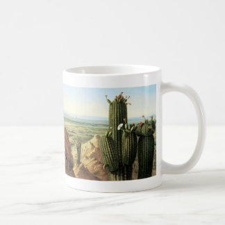 View from Maricopa Mountain Near the River Gila Coffee Mug