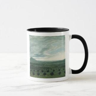 View from Mirabella, c.1782 Mug