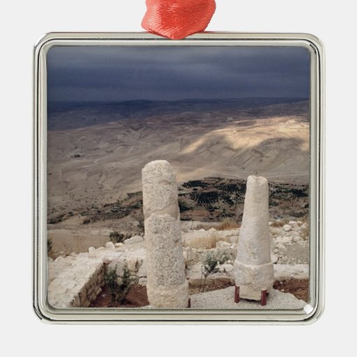 View from Mount Moses Metal Ornament