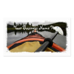 View From My Kayak Double-Sided Standard Business Cards (Pack Of 100)