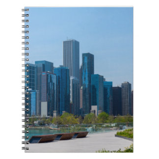 View From Navy Pier Notebook