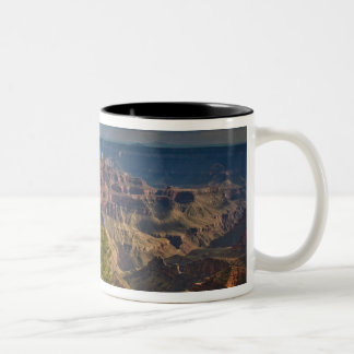 View from North Rim Visitor Center - Grand Two-Tone Coffee Mug
