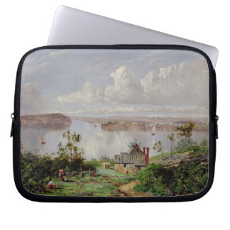View From Onions Port, Sydney Laptop Sleeve