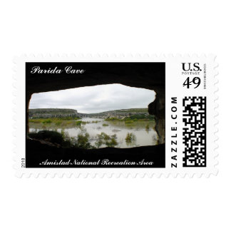 View From Parida Cave Postage