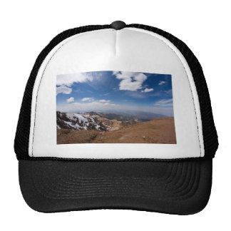 View from Pikes Peak 2011 Trucker Hat