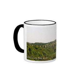 View From Pontcysyllte Aqueduct Mug