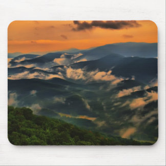 View from Raven's Roost Mouse Pad