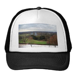 View from Richmond Hill Terrace, Surrey, England Trucker Hat