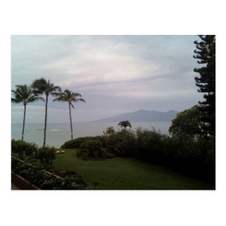 View from Royal Kahana, Maui Postcard