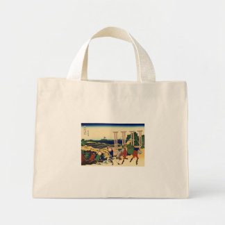View from Senju Musashi Province Tote Bag