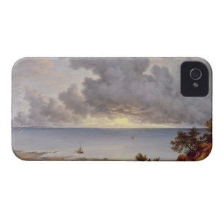 View from Shanklin, Isle of Wight, c.1827 (oil on Case-Mate iPhone 4 Case