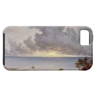 View from Shanklin, Isle of Wight, c.1827 (oil on iPhone SE/5/5s Case