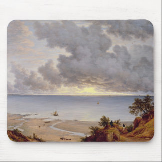 View from Shanklin, Isle of Wight, c.1827 (oil on Mouse Pad