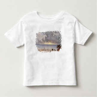 View from Shanklin, Isle of Wight, c.1827 (oil on Toddler T-shirt