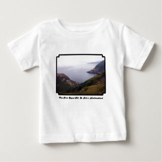 View From Signal Hill 1 Baby Clothes Baby T-Shirt