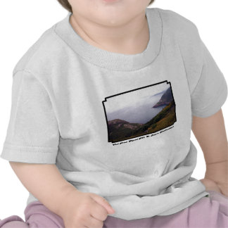 View From Signal Hill 1 Baby Clothes T Shirts