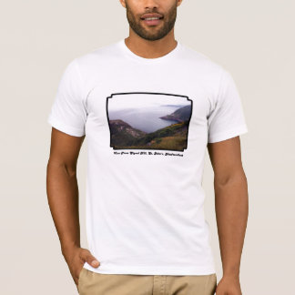 View From Signal Hill 1 Womens Shirt